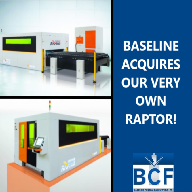 Baseline Acquires Our Very Own Raptor!