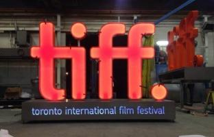 Check Out Our Signs at TIFF this Year!