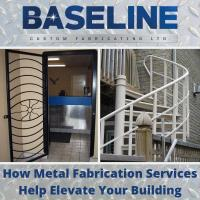 How Metal Fabrication Services Help Elevate Your Building