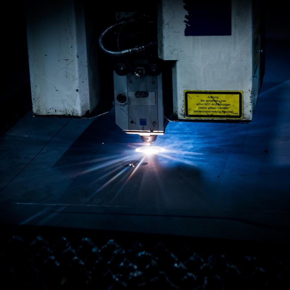 Understanding the Laser Cutting Services Available from Baseline
